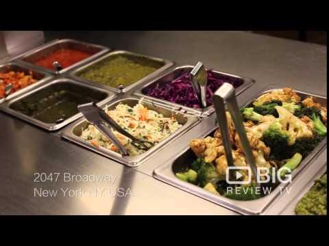 Maoz Vegetarian, a Vegan Restaurant in New York serving Authentic Falafel and Vegan Food