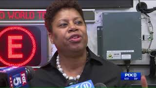 Meet the new voice of the subway system