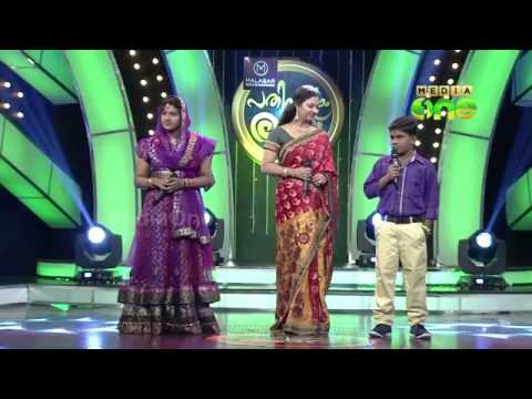 Fathima Fida and Badusha in Ishal Yugmam   Pathinalam Ravu 2015