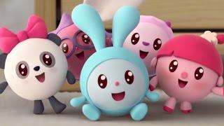Малышарики 1 серия - Качели - обучающие мультфильмы(, 2015-11-13T15:42:18.000Z)
