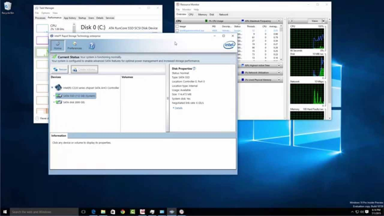 Installing Windows on the Supermicro SuperServer 5028D-TN4T