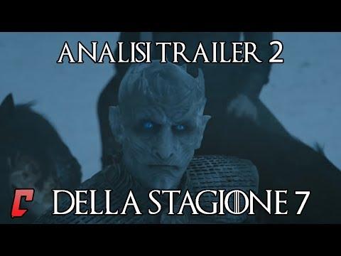 Game of Thrones - Analisi del Trailer 2 della stagione 7