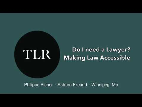 Do I need a Lawyer (To draft a will)?