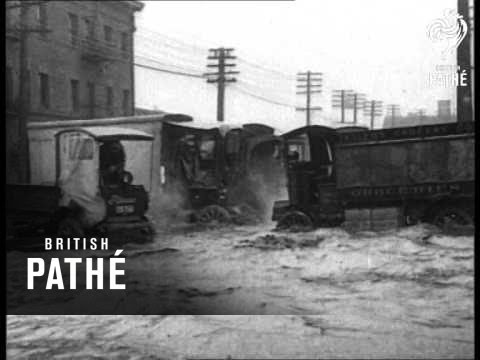 California Cloudburst - Los Angeles (1910-1919)
