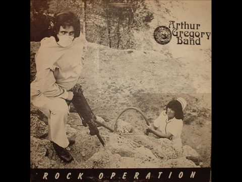 Arthur Gregory Band - Rock Operation (1976)