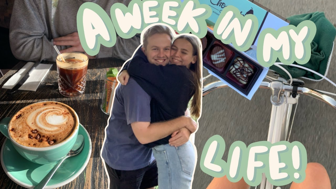 A WEEK IN MY LIFE! | Road trip, grocery haul + wedding updates!