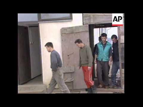 BOSNIA: BATKOVIC: FORMER REBEL MUSLIM PRISONERS FEAR REPRISALS