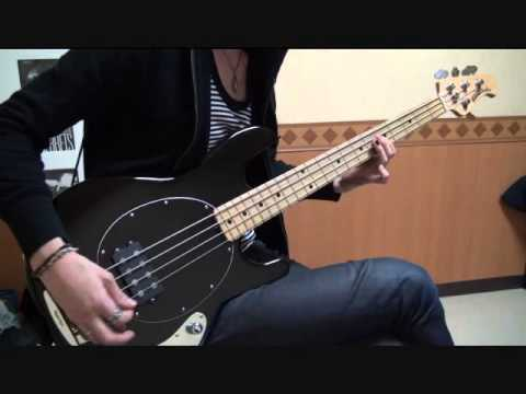 L'Arc-en-Ciel 【Link】 ベース 弾いてみた 【KENYA】