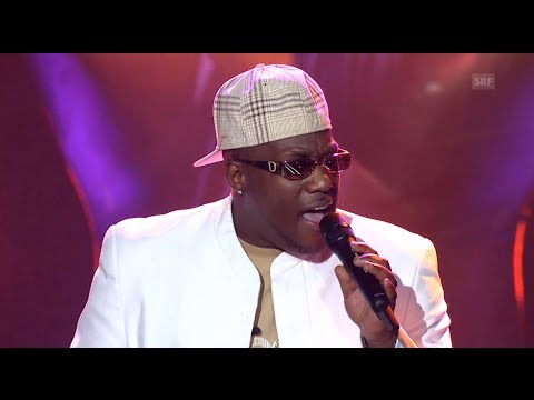 Will G. - Let's Get It On - Blind Audition - The Voice of Switzerland 2014