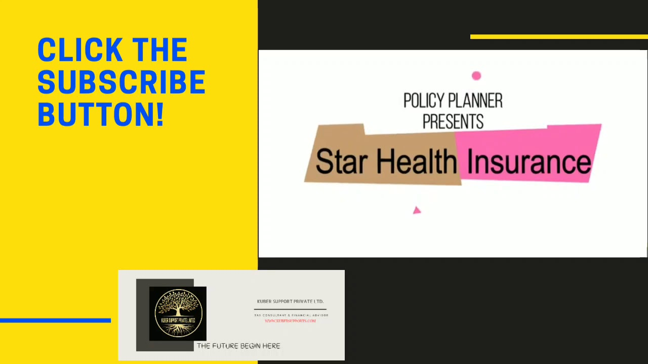 Star Health Insurance - YouTube