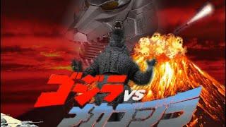 Godzilla vs Mechagodzilla TRAILER |HD| Fan Film