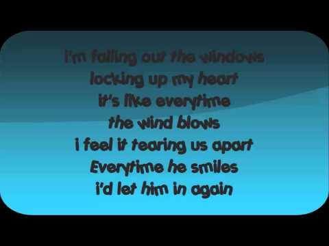 Hurricane lyrics - Bridgit Mendler