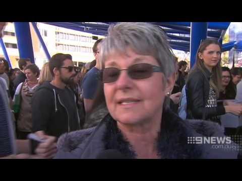Dalai Lama Visit | 9 News Perth