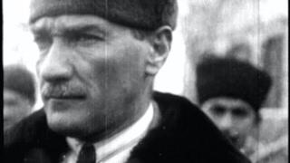 Mustafa Kemal Atatürk; Yalnız Kurt
