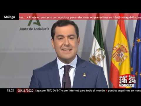🔴Noticia - Andalucía cierra toda actividad no esencial a las 6 de la tarde