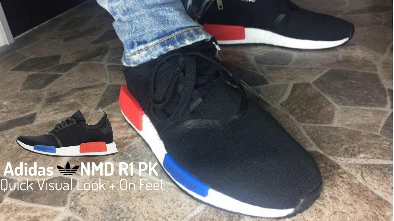 d3b56c47d Adidas NMD R1 PK