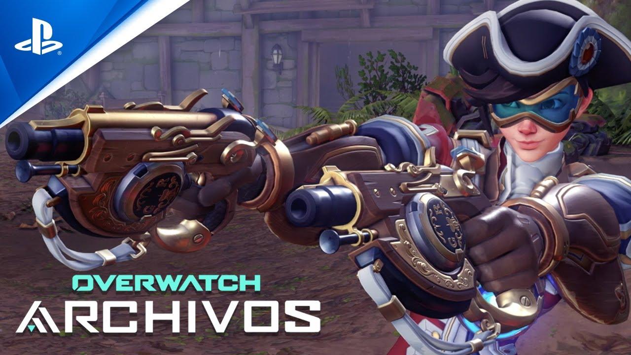 OVERWATCH - Tráiler del evento ARCHIVOS en ESPAÑOL | PlayStation España