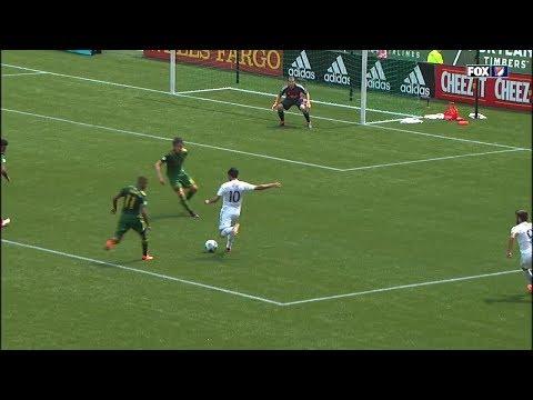 Carlos Vela Scores ANOTHER Wondergoal vs. Portland Timbers
