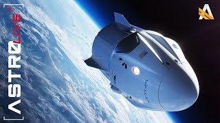 Dragon 2 - start Falcona 9 z załogową kapsułą