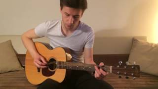We're All the Way - Eric Clapton (Cover)