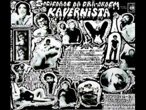 Raul Seixas Grã Ordem Kavernista 1971 ( Full Album HD )