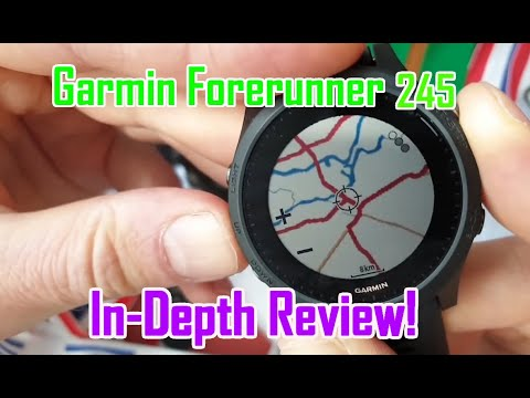 Garmin Forerunner 245 In-Depth Review!