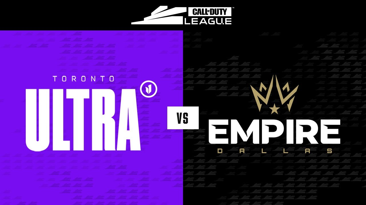 @Toronto Ultra vs @Dallas Empire | Stage V Week 3 — Seattle Home Series | Day 4