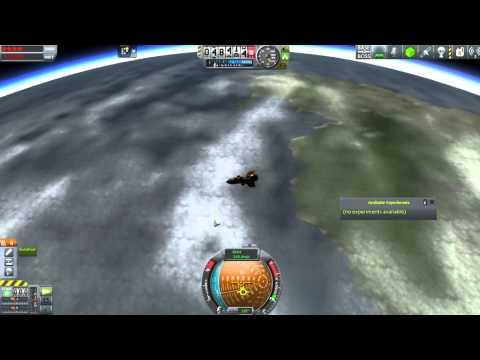 KSP Sounding rocket part 1 TO EXPO SPHERE