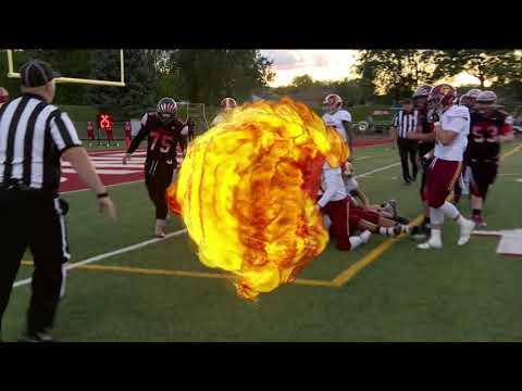 2017 Football: Mountain View at Uintah