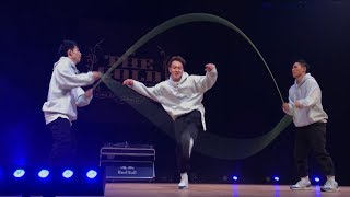 【the Gold 10th Anniversary】appolo 10th Double Dutch