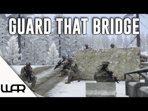 GUARD THAT BRIDGE - ALTERNATE HISTORY - Second Korean War - Episode 11