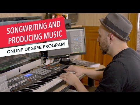 Songwriting and Producing Music Degree Overview | Berklee Online | Music Production