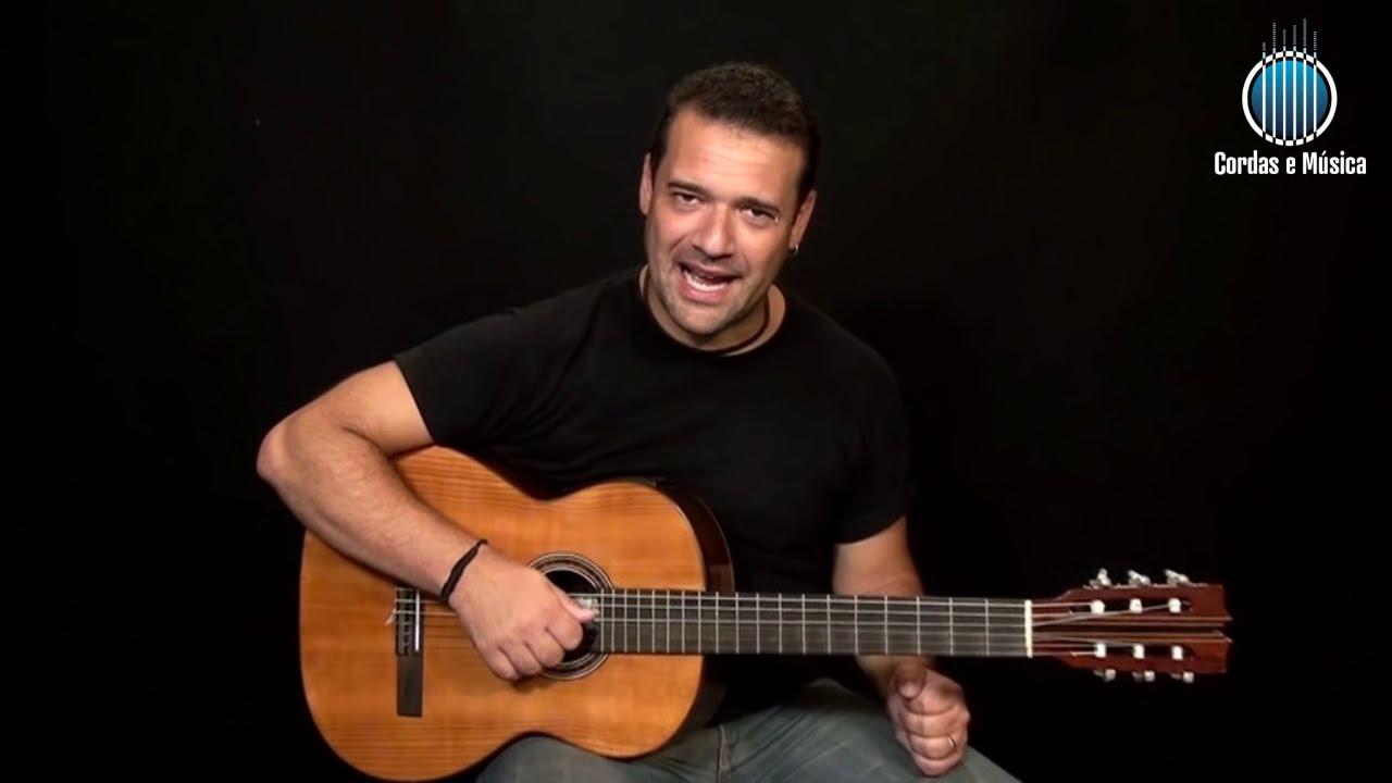 Violão - Como estudar uma música popular passo a passo - Cordas e Música