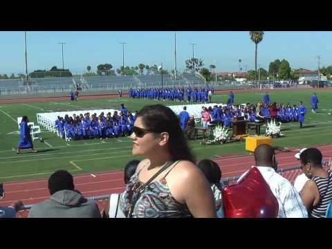 J. H. Hull Middle School Graduation - June 22, 2017