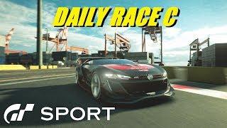 GT Sport Daily Race C Live