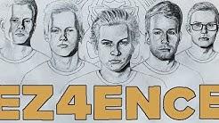 Drawing ENCE / Piirretään ENCE #EZ4ENCE