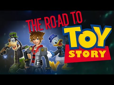The Long Road To Toy Story