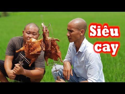 Vịt Tắm Ớt Siêu Cay Cấp Độ Ăn Không Nỗi - Ẩm Thực Việt | Sơn Dược Vlogs #311