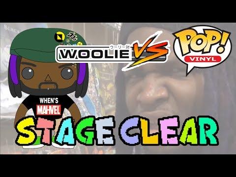 Woolie VS Funko Pop: THE FINAL