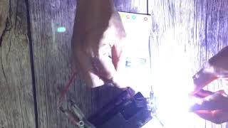 Đèn LED chân H4 với 3 tim siêu sáng dành cho ô tô, xe máy G211