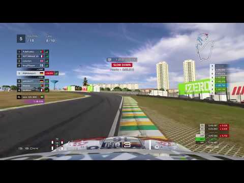 Gran Turismo™SPORT FIA GT Nations Cup Test Race 67 Sao Paulo BMW M4 GT4 Onboard