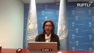 UN Security Council meets to discuss situation in Syria [STREAMED LIVE]
