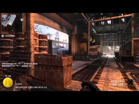 Call of Duty: Black Ops: Nigga Please? | xChaseMoney