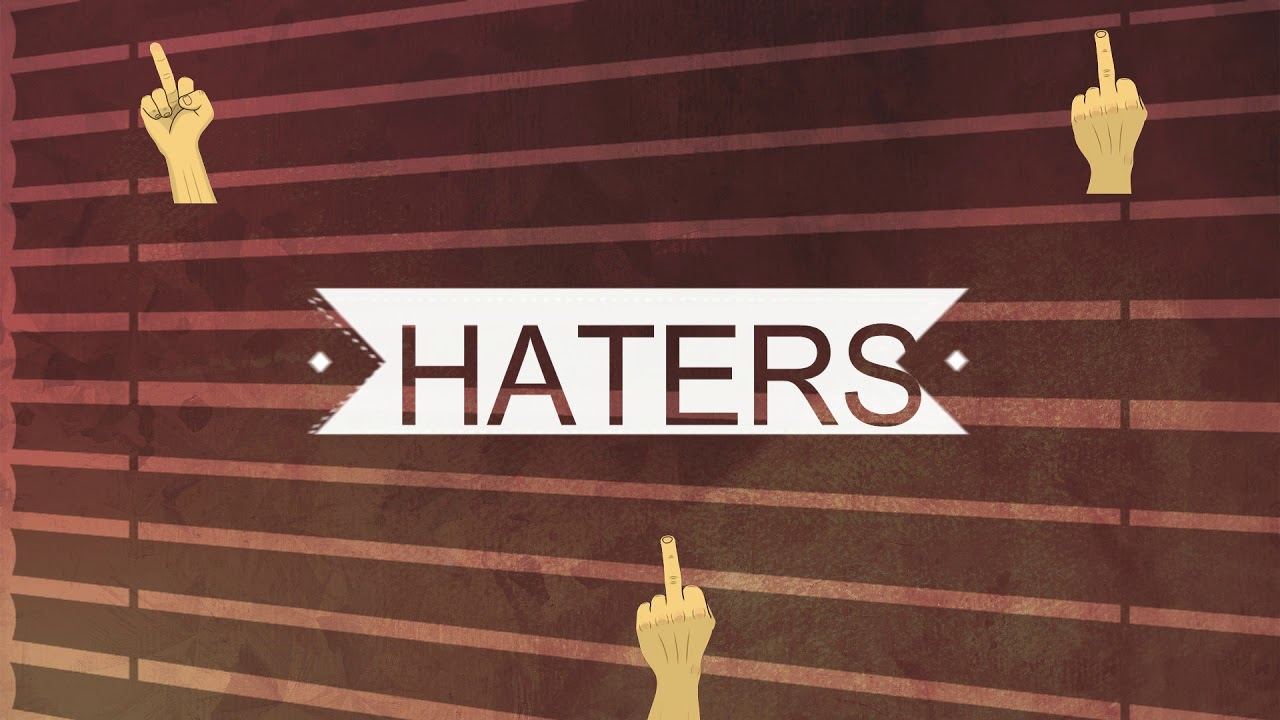 Anti Haters - Dedication SONG to HATERS - Reddit Hate - Hatred Everywhere? Gaming community