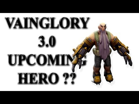 Vainglory 3.0 Upcoming Heroes & Skins ?? (Collection Of Images From Forum & Social Media Sites)