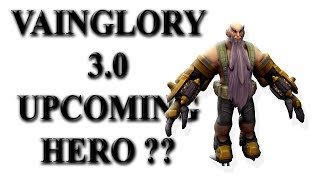 Vainglory 3.0 Leaks - Leaked Hero, Skin and 5v5 Images