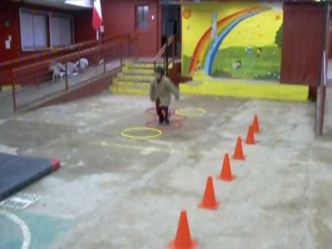 Circuito Juegos Para Niños : Circuito motriz youtube
