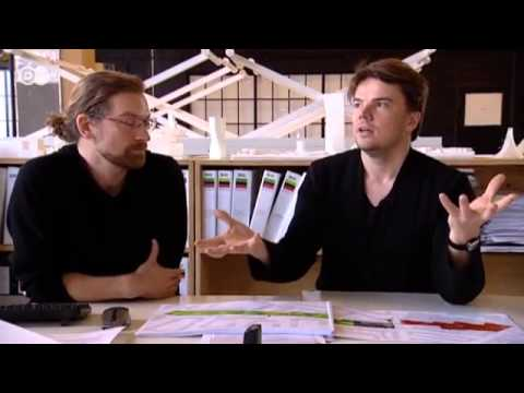 Architect Bjarke Ingels creates sustainable living | Euromaxx