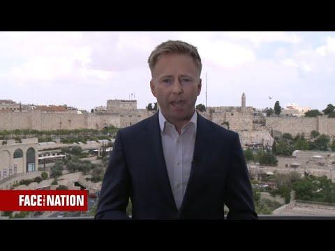U.S. embassy in Jerusalem opening Monday amid tense Israeli-Palestinian relations