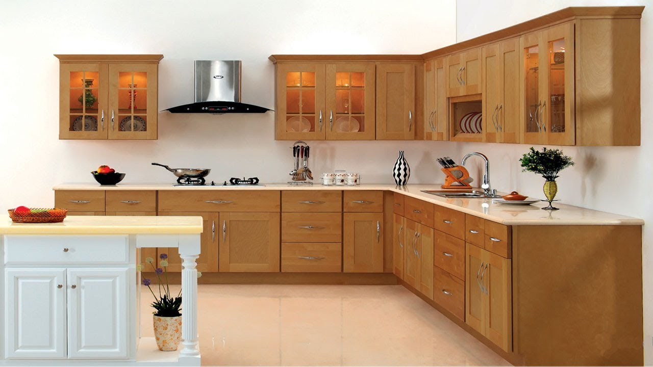 Kitchen Interior Design Ideas Simple Kitchen Design Ideas Youtube